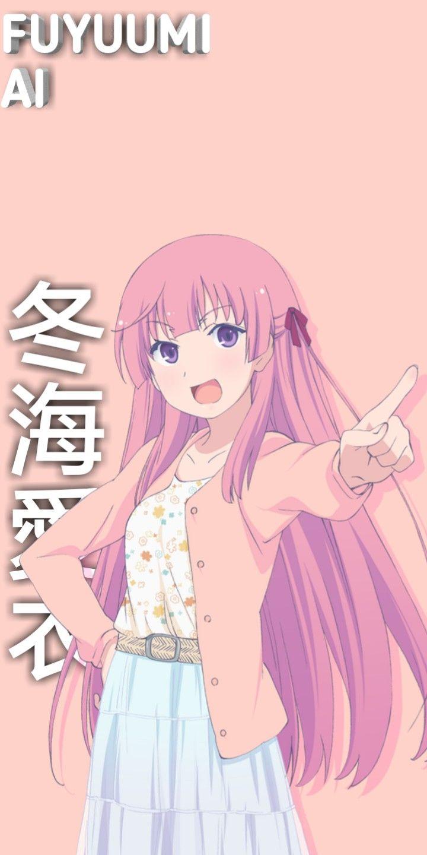 Fuuyumi ai  Gadis animasi, Seni anime, Animasi
