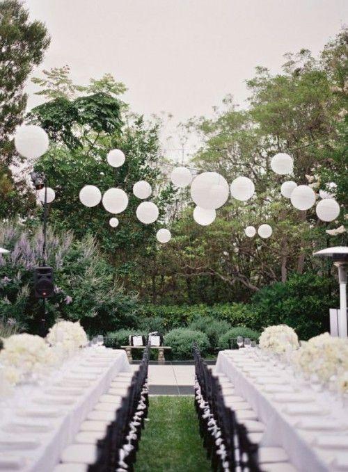 40 melhores imagens de Paper Lantern Wedding