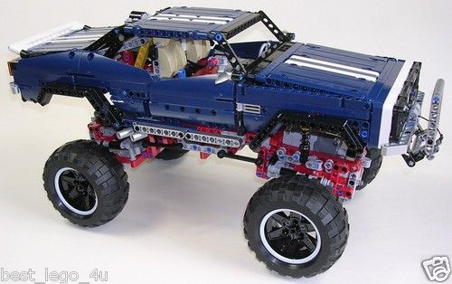lego technic 42048 instructions