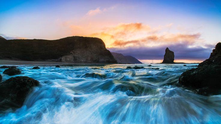 Best walk up campsites in California: Camping at Santa Cruz Island