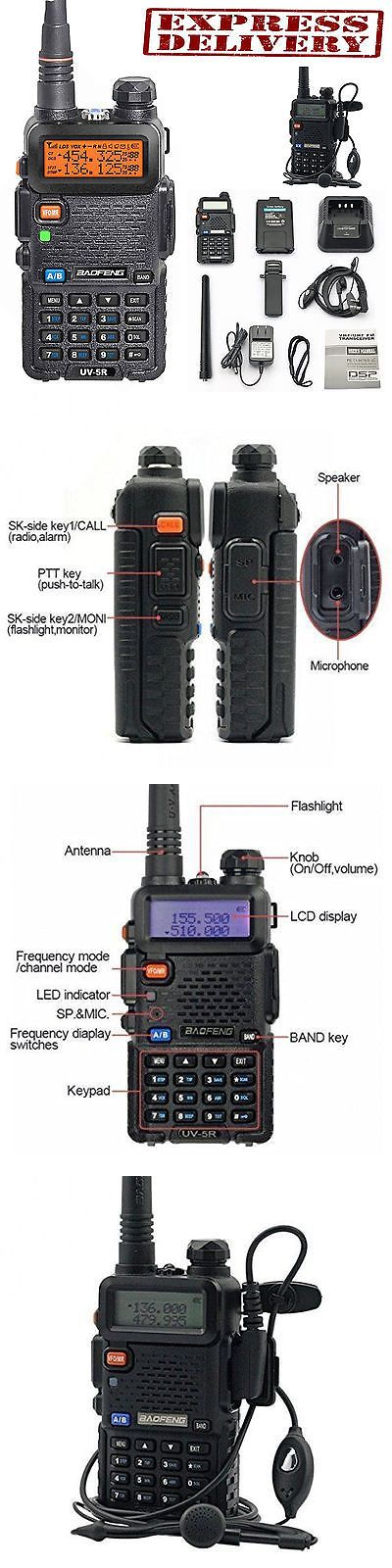 Scanners: Police Radio Scanner Handheld Fire Transceiver Digital Two Way Portable Antenna -> BUY IT NOW ONLY: $31.09 on eBay!