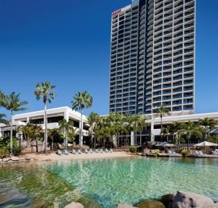 Marriott Surfers Paradise Resort  #GoldCoast #SurfersParadise #Queensland #Australia #Travel