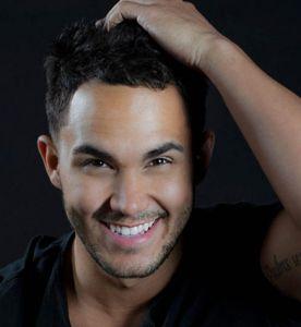 Estos pasos de baile demuestran que Carlos PenaVega está listo para 'Dancing with the stars'