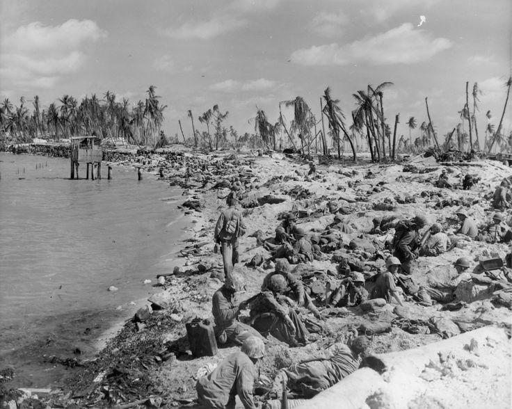 Battle of Tarawa | Battle of Tarawa