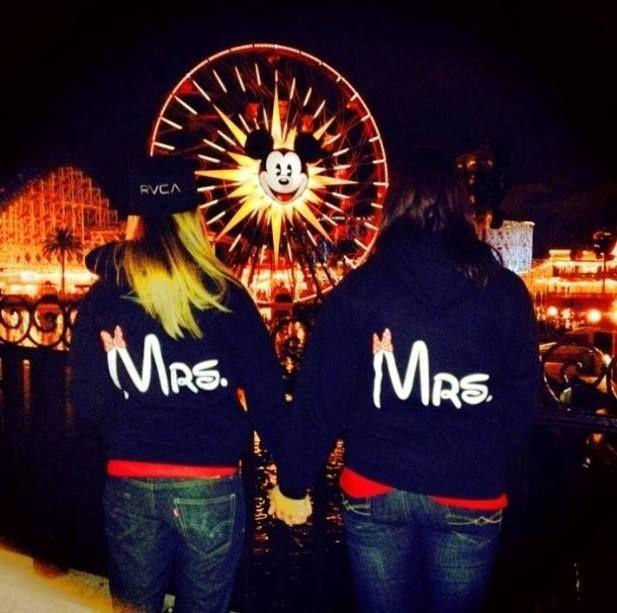mrs and mrs lesbian