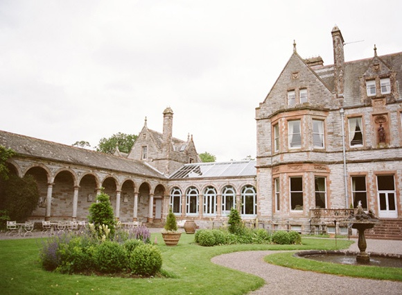 Castle Leslie Estate Is The Perfect Breathtaking Venue For Your Wedding Celebration Nestled On