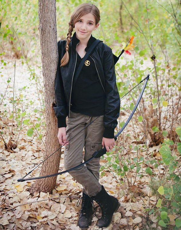 DIY Katniss Costume. Super Cool Character Costumes. With so many cool costumes to choose from, you have no trouble dressing up as your favorite sexy idol this Halloween.:
