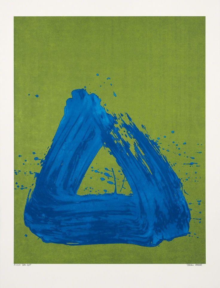 Fabienne Verdier, Blue Spirit, 2015, Galerie Lelong & Co.