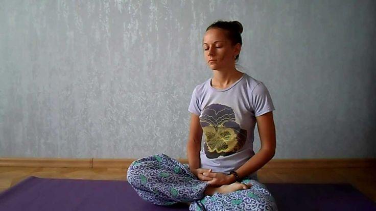 """Это древняя медитация, позволяющая настроиться на частоту добра и созидания. Благодаря ей, человек находит внутреннюю опору и учится сохранять спокойствие и чувство радости в любой ситуации. Она открывает двери в мир глубинного понимания себя. Подробнее о медитации здесь http://sensei.org.ua/practiki/meditations/lotus Еще больше важной и полезной информации в книге """"Аллат Ра"""" http://schambala.com.ua/"""