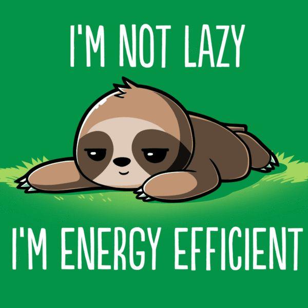 I'm Energy Efficient
