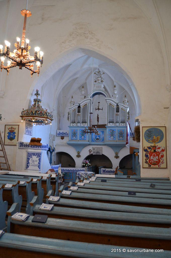 Biserica fortificata Darjiu Transylvania (20)