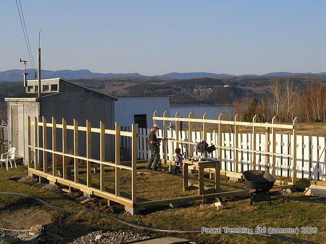 My greenhouse 25'X15' (wooden frame) step by step DIY (greenhouses forum at permies)