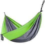 Look what I just bought on eBay: Homitt 2 Person Outdoor Camping Hammock Set with 2M / 6.56FT Hammock Tree Str...
