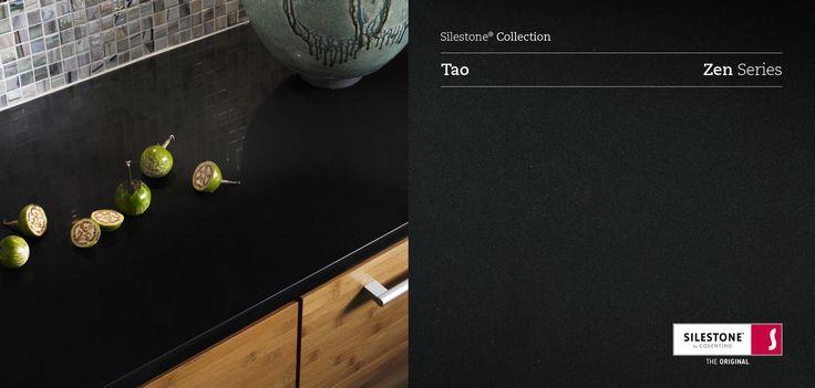 Silestone Negro Tao Silestone Collection Pinterest