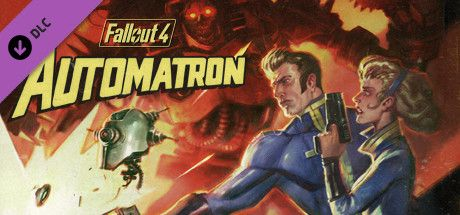Save 25% on Fallout 4 - Automatron on Steam