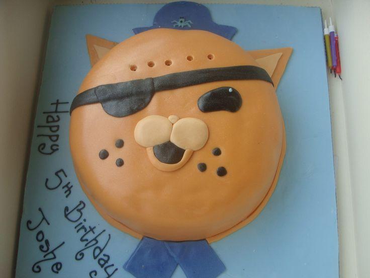 Kwazii Birthday Cake