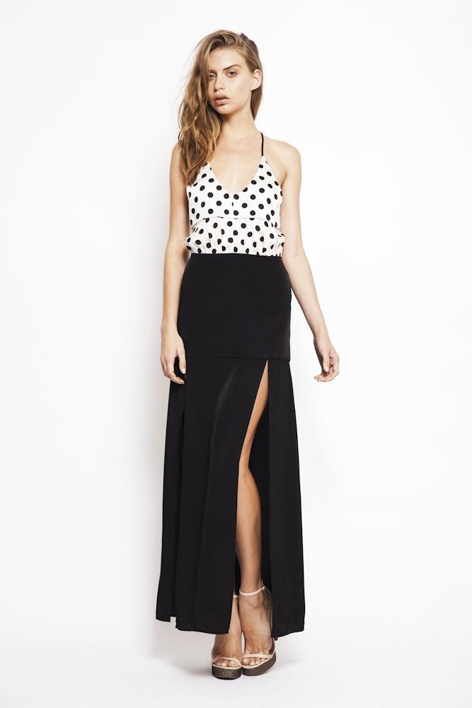 jelly baby maxi dress RRP $240