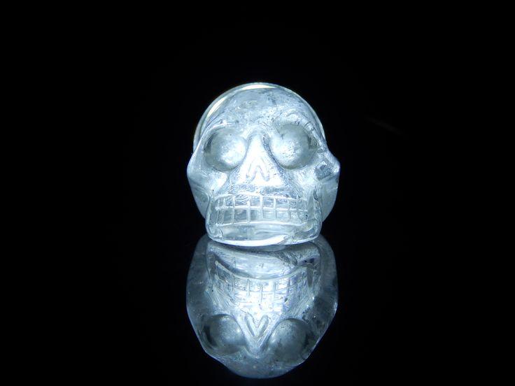 Crystal Skull blue 1
