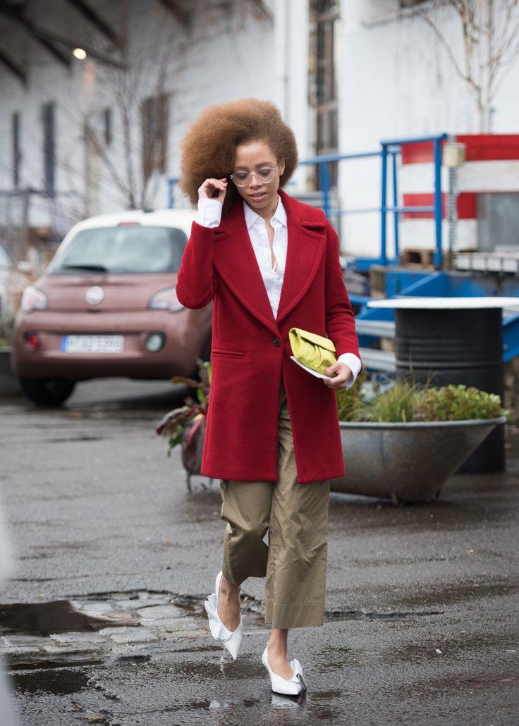 The Best Street Style From Berlin Fashion Week Fall 2018
