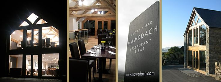 Selection of photographs of Bwyty Mawddach Restaurant