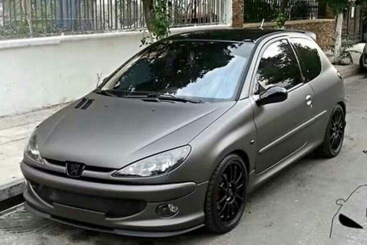 Peugeot 206 Mate
