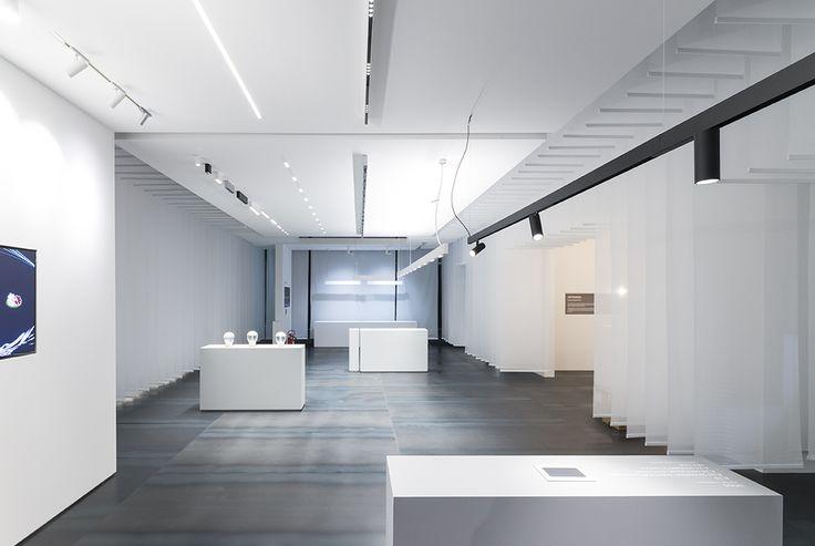 Architectural novelties at #Euroluce2017 #ArtemideEuroluce #ArtemideMDW17