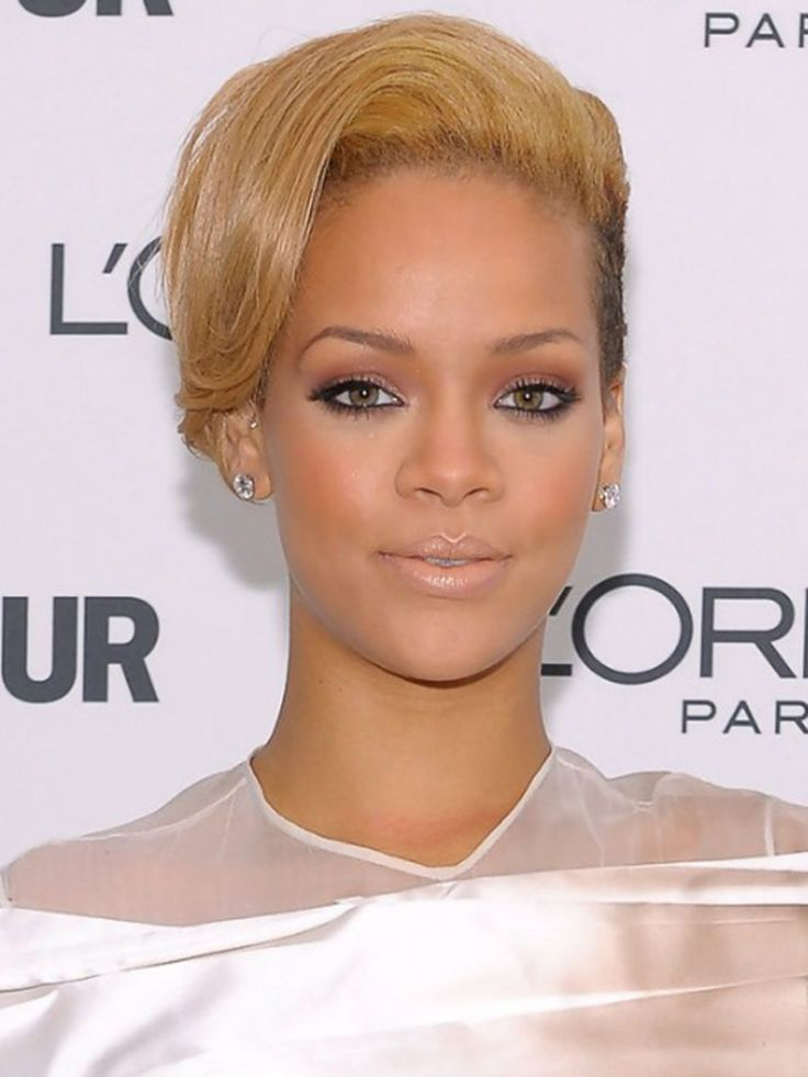 12 best Hairstyles for small foreheads images on Pinterest | Top ...