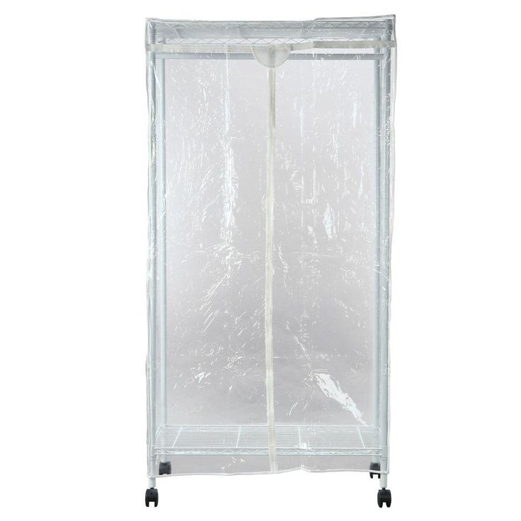 Whitmor Supreme Garment/Closet Collection 36.75 in. x 70.25 in. Supreme Clothes Closet-6071-1947 - The Home Depot