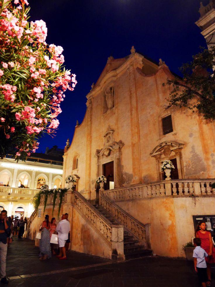 Chiesa di San Giuseppe, Taormina, Sicily, Italy