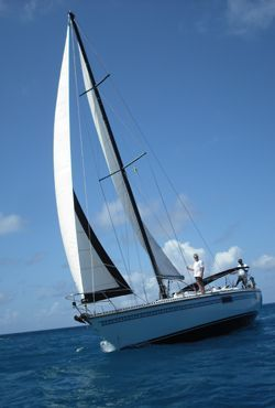 Basic Sailing to Bareboat Charter Certification Learn-N-Cruise in The Grenadines