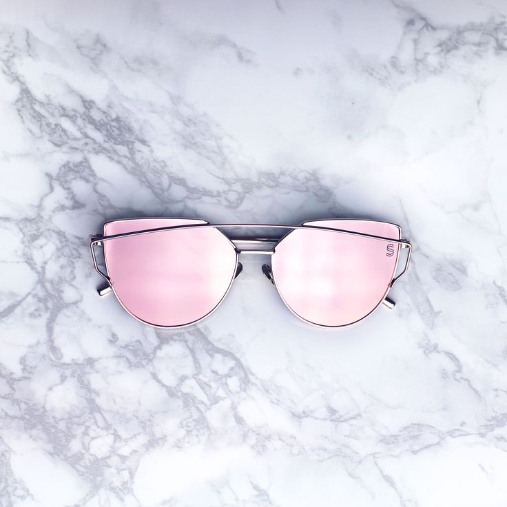 As seen on Instagram Barcelona shades by Sequin Sand - UV 400 - Metal Frames - Polycarbonate Mirror Lens