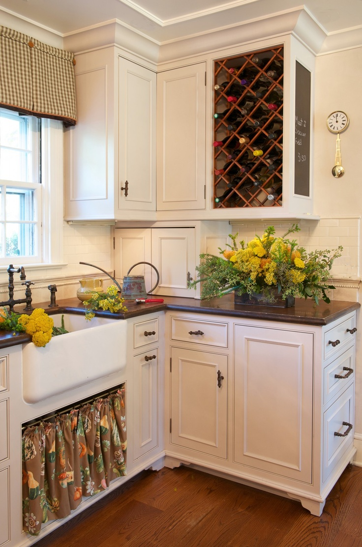 RoomReveal - Appliance Garage and Farmhouse Sink by Julianne Stirling