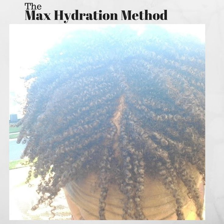 Maintaining your 4c wash and go
