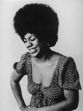 Merry Clayton ( female vocalist on 'gimme shelter with the rolling stones)