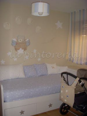 39 best images about habitaciones infantiles on pinterest - Sofa para habitacion ...