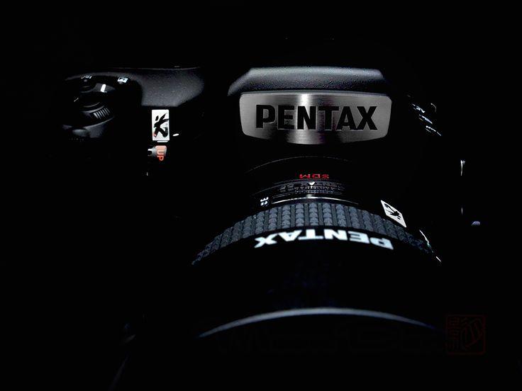 Pentax 645z camera.
