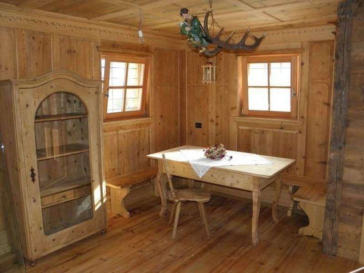 Oltre 25 fantastiche idee su pareti di legno su pinterest camere d 39 albergo pareti in legno di - Arredare casa in montagna ...