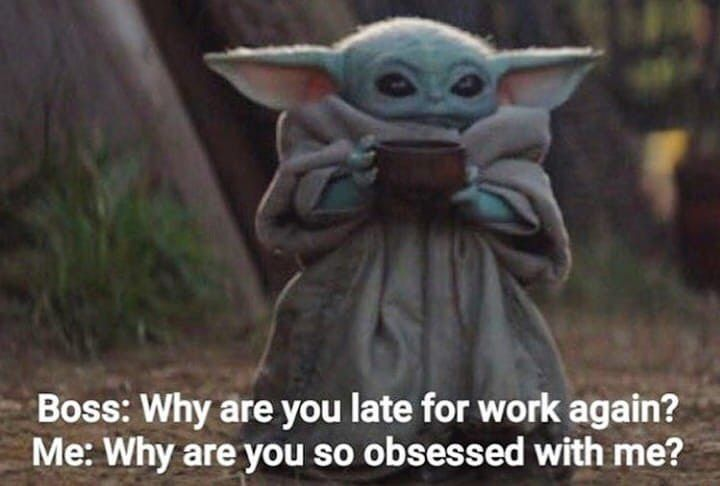 Funny Work Memes Hilarious Laughing Funny Work Memes Hilarious Yoda Funny Work Memes Work Humor