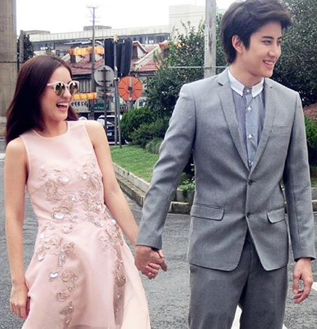 Instagram media by romant1c_pr1ncess - AoMike in Shanghai 2014 , for Hamburger mag. #aomike #aom_sushar #m1keangelo #fullhousethai cr: the owner of this pic Thank you!