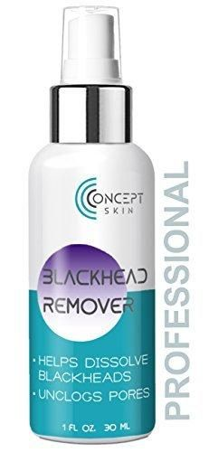 Blackhead Remover - Powerful Salicylic Acid Chemical Peel for Face - Blackhead Removal Dissolving Gel & Acne Treatment for Teens & Adults by Concept Skin