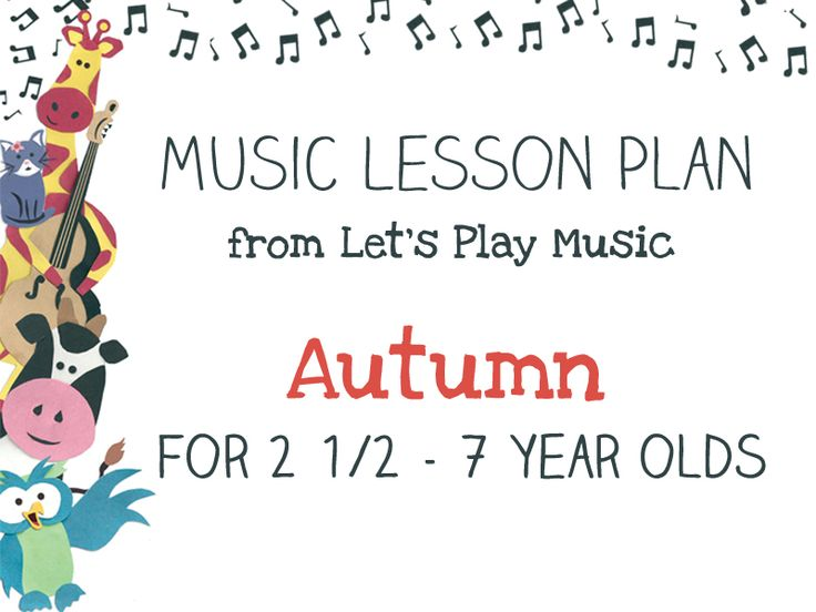 Best LetS Play Music Lesson Plans Images On   Music
