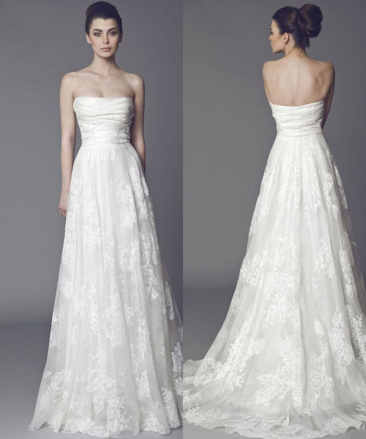 87 best Beautiful wedding dresses images on Pinterest ...
