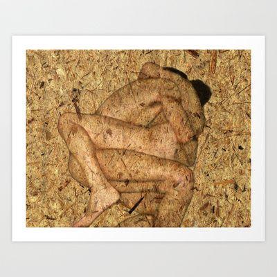 Kuma Sutra Art Print by Kurt Van Wagner - $22.88