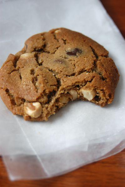 Peanut Butter Cookies With Milk Chocolate Chunks Recipe Peanut