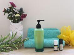 DIY : mon huile de douche lavante hydratante et protectrice