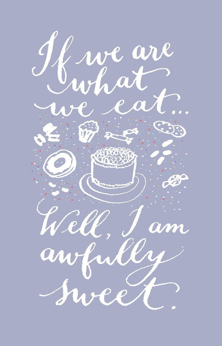 10x leuke zoete food quotes - Laura's Bakery
