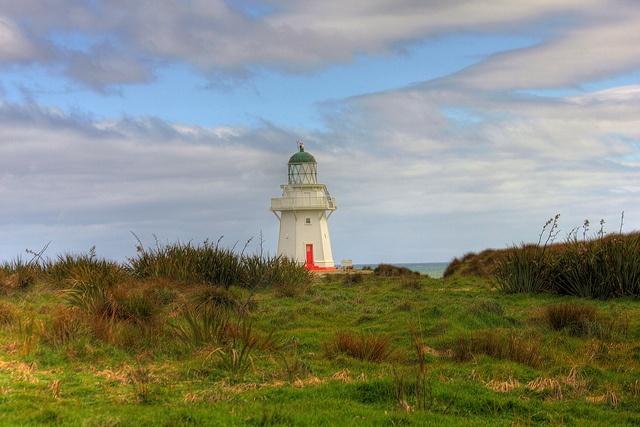 Waipapa Lighthouse by rustyalishere, via Flickr