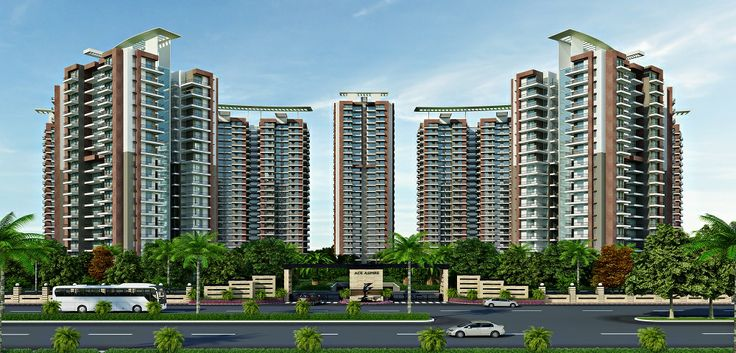 Leading real estate developer Ace Group comes with a brand new residential project Ace Aspire. It is located in Greater Noida West, Greater Noida. The project has offered 2 BHK - 3 BHK Apartment for sale.