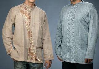 Baju Koko atau Baju Muslim Pria | Peluang Usaha dan Dunia Kerja