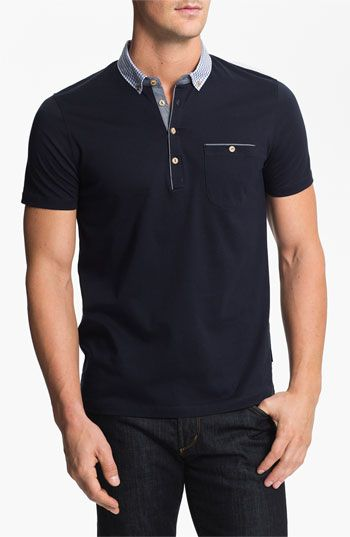 Ted Baker London 'Gulsbak' Polo